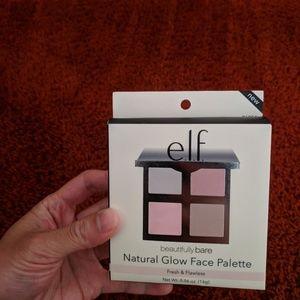 BNIB e.l.f. Natural Glow Face Palette